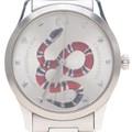 구찌 스틸 시계(126.4)