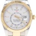 로렉스 스카이드웰러 콤비 시계(326933)