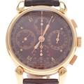 크로노스위스 클래식 크로노 골드 시계(리미티드에디션)