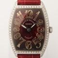 프랭크뮬러 2852SC 선셋 플래티늄(백금) 시계