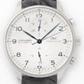 IWC 포르투기즈 크로노그래프 42mm 시계
