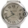 까르띠에 발롱블루 스틸 시계 (미듐)