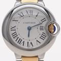 까르띠에 발롱블루 콤비 시계