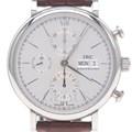 IWC 포르투피노 크로노 스틸 시계(IW391007)
