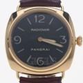 파네라이 라디오미르 골드 시계