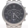 몽블랑 트래디션 크로노그래프 스틸 시계