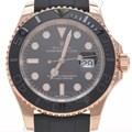 로렉스 요트마스터 골드 시계(116655)