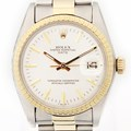 로렉스 1503 데이트 콤비 35mm 시계