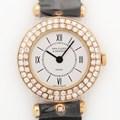 반클리프앤아펠 피에르 아펠 다이아베젤 시계