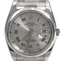 로렉스 스틸 시계 (115200)