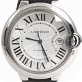 까르띠에 발롱블루 시계 (라지)