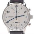 IWC 포르투기스 크로노 스틸 시계(IW371446)