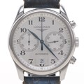 론진  마스터콜렉션 크로노 스틸 시계
