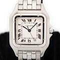 Cartier 까르띠에 팬더 중형 쿼츠 시계
