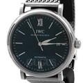 IWC 포르투피노 스틸 시계 (IW356506)