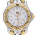 태그호이어 프로페셔널 금장도금 콤비 시계 (WG1122-K0)