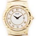 피아제 타나그라 베젤다이아 옐로골드18K 시계