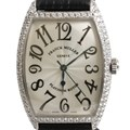 프랭크뮬러 플래티넘 로터 다이아 시계