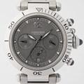 까르띠에 파샤 크로노 38mm 오토매틱 시계