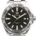 태그호이어 아쿠아레이서 스틸 시계 (WBD1110)