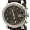 구찌 다이아 크로노 시계 (101M)