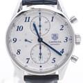 태그호이어 까레라 크로노 스틸 시계 (CAS2111)