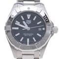 태그호이어 아쿠아레이서 스틸 시계 (WBD1410)