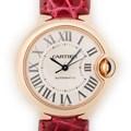까르띠에 발롱블루 로즈골드18K 33mm 시계
