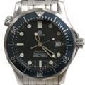 오메가 씨마스터 다이버300 스틸 시계