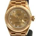 로렉스 골드 다이아 시계 (69178)