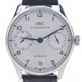 IWC 포르투기스 세븐데이즈 스틸 시계