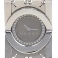 구찌 다이아 스틸 시계 (112)