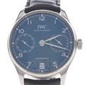 IWC 포르투기스 세븐데이즈 스틸 시계 (IW500710)