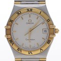 오메가 콘스틸레이션 콤비 시계 (1312.30.00)