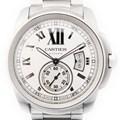 까르띠에 칼리브 크로노그래프 43mm 시계
