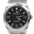 로렉스 익스플로어 스틸 시계 (214270)