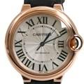 까르띠에 발롱블루 골드 시계 (미듐)