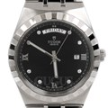 튜더 로얄 스틸 다이아 시계 (28600)