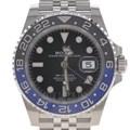 로렉스 GMT 마스터2 스틸 시계 (126710)