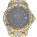 태그호이어 프로페셔널 금장도금 콤비 시계 (WG1220-K0)