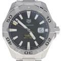 태그호이어 아쿠아레이서 스틸 시계 (WAY2010-0)