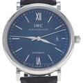 IWC 포르투피노 스틸 시계 (IW356502)