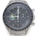 오메가 스피드마스터 아폴로13 크로노 스틸 시계 (3595.52.00)
