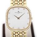 보메 메르시에 옐로골드18K 중형 시계
