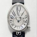 브레게 레인 드 네이플 화이트골드 시계 (8918)