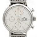 IWC 포르투피노 스틸 크로노 시계 (IW391011)