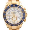 로렉스 요트마스터2 골드 시계 (116688)
