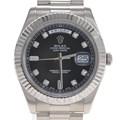 로렉스 10P 다이아 골드 시계 (218239)