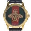 구찌 금장도금 시계 (126.4)