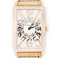 프랭크뮬러 롱아일랜드1000SC 핑크골드18K 시계